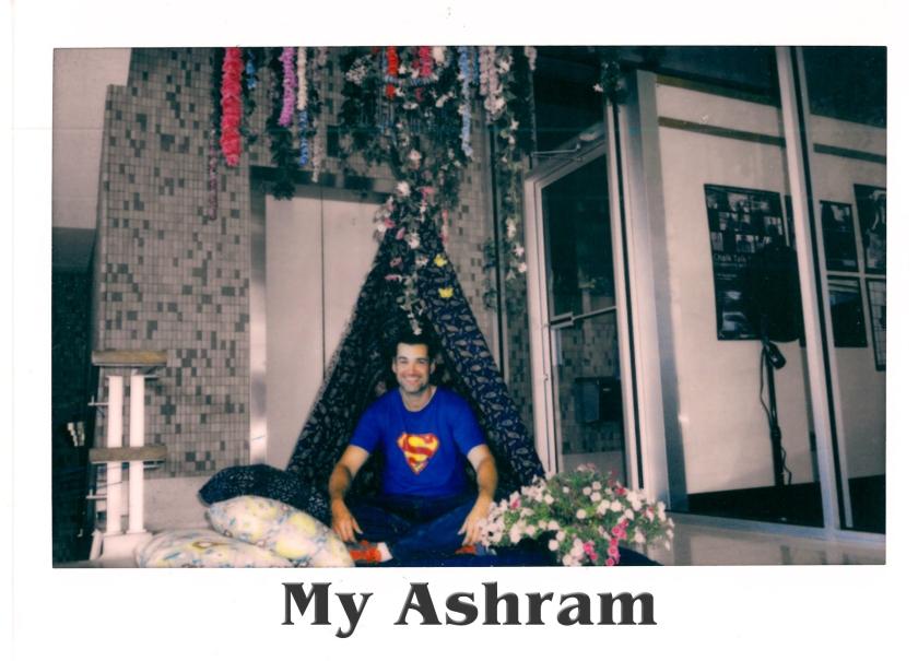 My Ashram 1920